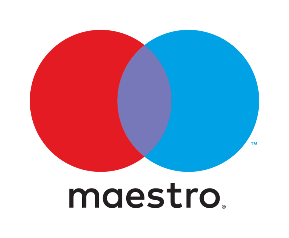Eco Brooms MAESTRO CARD logo